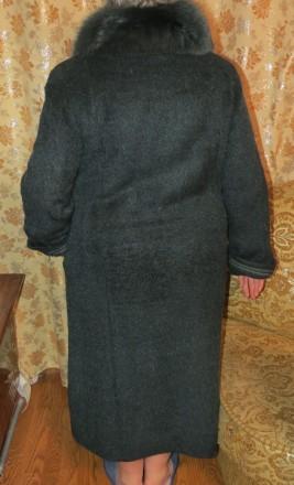 Продам пальто женское зимнее (теплое) на подкладке добротного качества (б.у. - б. Чернигов, Черниговская область. фото 3