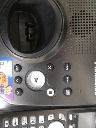 Цифровой беспроводной телефон Panasonic KX-TG7227UA Радиотелефон DECT Panasonic. Бердичев, Житомирская область. фото 7
