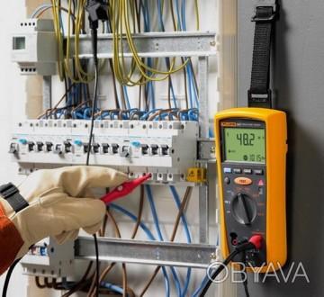 ТОВ РІВТЕХ Електротехнічні заміри- заземленя, ізоляція, фаза нуль, електромонтаж