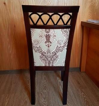 Стільці, Стілець Анжело Дуже вишуканий, міцний, надійний стілець із натуральног. Днепр, Днепропетровская область. фото 5