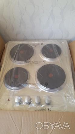 Продам новую в упаковке  эл. встраиваемую поверхностьPyramida PL604XE/
