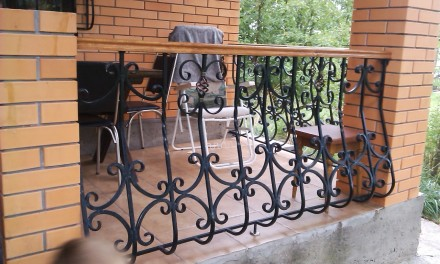 Изготовляем лестницы, перила, садовая мебель, решетки на окна, навесы и многое д. Днепр, Днепропетровская область. фото 4