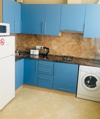 В связи с выездом продаю срочно, уютную квартиру в центре, евроремонт , с мебель. Приморский, Одесса, Одесская область. фото 3