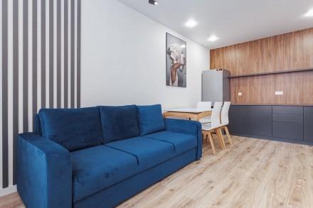 Предлагается к продаже однокомнатная просторная квартира правильной планировки в. Киевский, Одесса, Одесская область. фото 3
