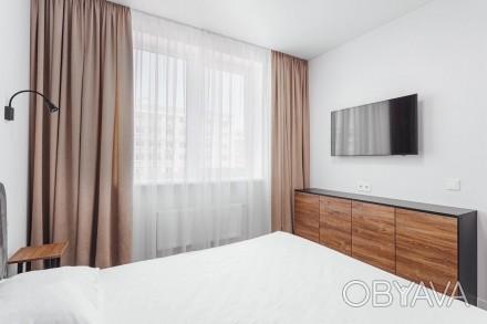 Предлагается к продаже однокомнатная просторная квартира правильной планировки в. Киевский, Одесса, Одесская область. фото 1