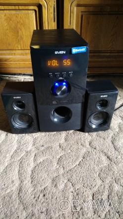 Колонки/Мультимедийная система SVEN MS-2050 с Bluetooth