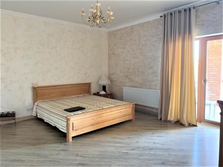 Продам 2-х этажный современный новый дом,240 кв.м.,расположенный на 5-ти сотках . Черноморка, Одесса, Одесская область. фото 10