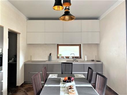 Продам 2-х этажный современный новый дом,240 кв.м.,расположенный на 5-ти сотках . Черноморка, Одесса, Одесская область. фото 8