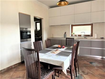 Продам 2-х этажный современный новый дом,240 кв.м.,расположенный на 5-ти сотках . Черноморка, Одесса, Одесская область. фото 7