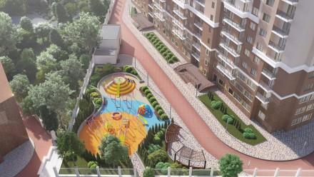 ЖК 51 Жемчужина — это новый жилой объект «Жемчужного квартала», который располож. Приморский, Одесса, Одесская область. фото 4