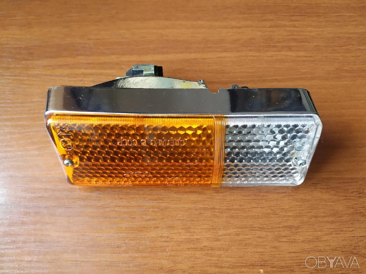 ᐈ Передний левый фонарь (подфарник) на ВАЗ-2103/06, Ниву ...  Ваз 2103 Оригинал