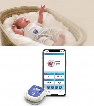 Продам переносной монитор дыхания для детей. В использовании был месяц. Куплен в. Киев, Киевская область. фото 7