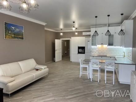 Новый дизайнерский дом на берегу р. Козинка