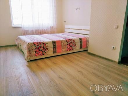 Современная и чистая квартира на четыре спальных места.Новая мебель,вся бытовая . Киевский, Одесса, Одесская область. фото 1