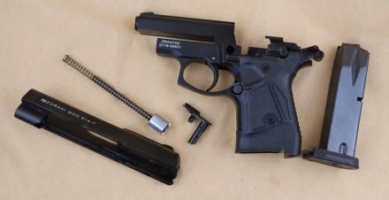 Новый стартовый пистолет  Zoraki 914-T. Без дроссельного отверстия. Без заглуш. Херсон, Херсонская область. фото 7