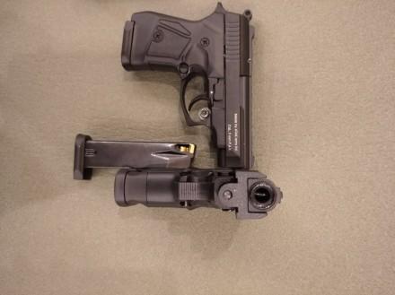 Новый стартовый пистолет  Zoraki 914-T. Без дроссельного отверстия. Без заглуш. Херсон, Херсонская область. фото 8