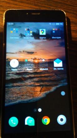 Продам смартфон Meizu M3s в рабочем состоянии 16 Гб  Смартфон в рабочем состоя. Харьков, Харьковская область. фото 2