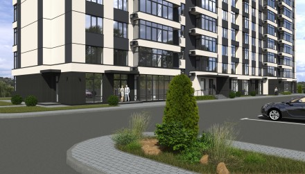 Продам простору двосторонню 2-во к.квартиру з неймовірним краєвидом на річку Сти. Луцк, Волынская область. фото 2