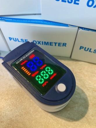 Прибор, который применяется для измерения насыщения гемоглобина кислородом и час. Киев, Киевская область. фото 5