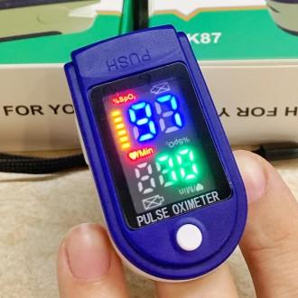 Прибор, который применяется для измерения насыщения гемоглобина кислородом и час. Киев, Киевская область. фото 3