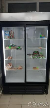 Холодильник. Холодильна шафа (вітрина)