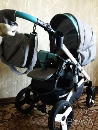 Продам дитячу коляску- трансформер в хорошому стані.