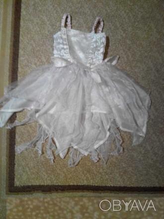 Карнавальный костюм Снежинка девочке 2 - 3 года