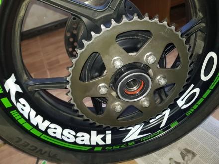 Наклейки на диски Suzuki Yamaha Honda Kawasaki Dukati Dominar Lifan Enduro Свето. Одесса, Одесская область. фото 6