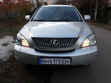 Lexus RX 350 Premium Бензин / Газ, без пневмы, Автомобиль покупался в салоне г. Одесса, Одесская область. фото 2