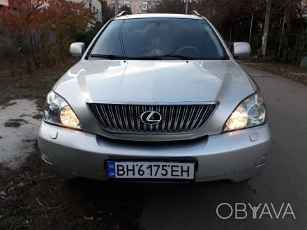 Lexus RX 350 Premium Бензин / Газ, без пневмы, Автомобиль покупался в салоне г. Одесса, Одесская область. фото 1