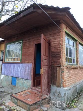 1/2  часть жилого дома площадью 116 кв. м с хозяйственными постройками (гараж, с. Лесковица, Чернигов, Черниговская область. фото 1