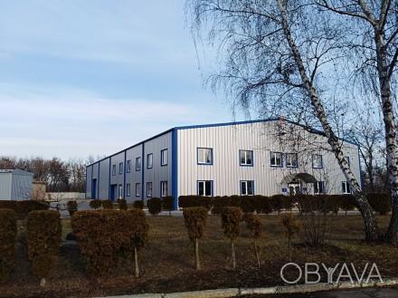 Продаж - виробничо-складська будівля - класу А 2700м - комісія