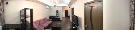Сдам 2-х комнатную кв Голосеевская 13б.  евроремонт,  сигнализация,  балкон,   м. Киев, Киевская область. фото 2