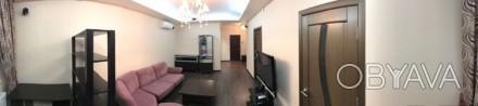 Сдам 2-х комнатную кв Голосеевская 13б.  евроремонт,  сигнализация,  балкон,   м. Киев, Киевская область. фото 1