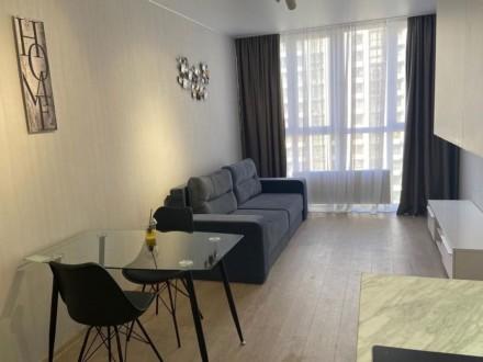 Здається 1-но кімнатна квартира 40 м.кв. + паркомісце в приватному будинку по ву. Київ, Киевская область. фото 3