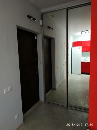 В аренду предлагается 1к-студио 33 м #178; ЖК Комфорт Таун с охраной 24/7  Дарни. Киев, Киевская область. фото 7