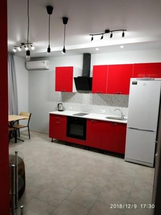В аренду предлагается 1к-студио 33 м #178; ЖК Комфорт Таун с охраной 24/7  Дарни. Киев, Киевская область. фото 2