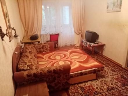 комнаты смежные квартира в хорошем жилом состоянии чистая аккуратная уютная тепл. Чоколовка, Киев, Киевская область. фото 3