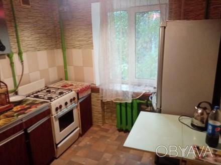 комнаты смежные квартира в хорошем жилом состоянии чистая аккуратная уютная тепл. Чоколовка, Киев, Киевская область. фото 1