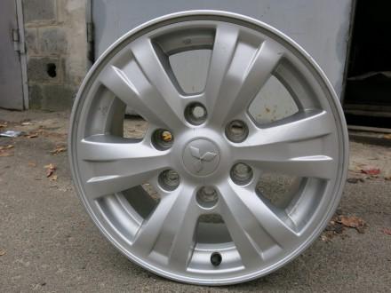 Оригинальные диски Mitsubishi L200  в идеальном состоянии почти без пробега. Но. Киев, Киевская область. фото 2
