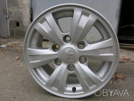 Оригинальные диски Mitsubishi L200  в идеальном состоянии почти без пробега. Но. Киев, Киевская область. фото 1