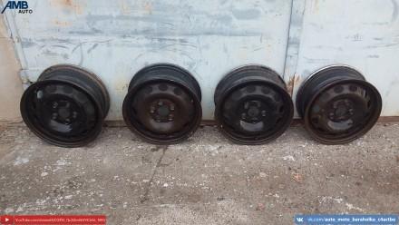 Автомобильные Диски Артикул : LE8645, 2150918 Фирма : KFZ Устанавливается на . Новоайдар, Луганская область. фото 2