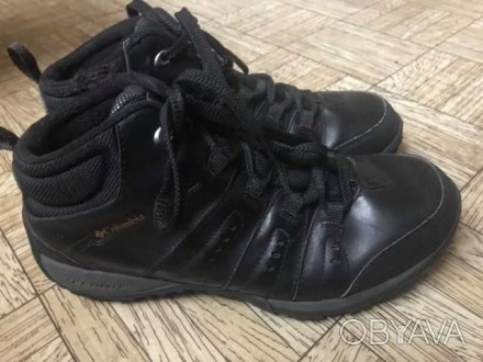 Продам черевики Columbia WOODBURN II tm Waterproof