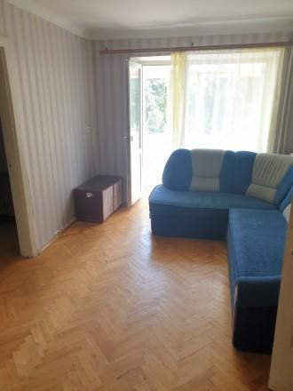 Квартира в хорошому житловому стані, меблі, холодильник, пральна машина, колонка. Центр, Тернопіль, Тернопільська область. фото 7