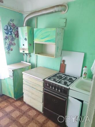 Квартира в хорошому житловому стані, меблі, холодильник, пральна машина, колонка. Центр, Тернопіль, Тернопільська область. фото 1