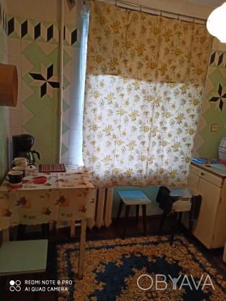 Сдам 2кв. Б. Хмельницкого 3/5 мебель,быт.тех.,т/ван разд. Квартира чистая, жилая. Молдаванка, Одесса, Одесская область. фото 1
