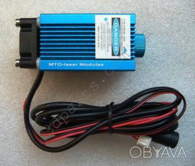 Лазер 4000мВт для лазерного гравировального станка(гравера)ЧПУ