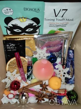 Бьюти бокс/Beauty Box/Бокс косметики
