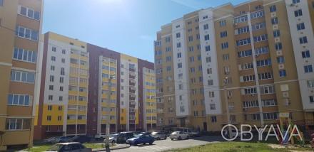 Продам 3 комнатную квартиру с ремонтом новострой ЖК Салтовский