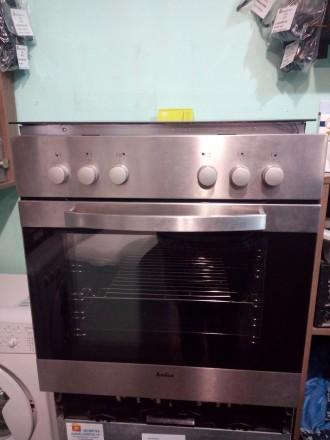 Вбудована електрична духовка з поверхнею  Amica EHC 12407E з Німеччини в гарному. Чернигов, Черниговская область. фото 2